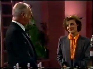 Bernard Elliott, Gail Robinson in Neighbours Episode 0457