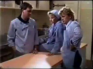 Des Clarke, Daphne Clarke, Henry Ramsay in Neighbours Episode 0457