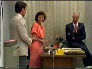 Paul Robinson, Gail Robinson, Bernard Elliott in Neighbours Episode 0458
