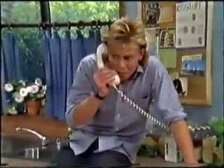 Scott Robinson in Neighbours Episode 0458