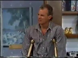 Jim Robinson in Neighbours Episode 0458