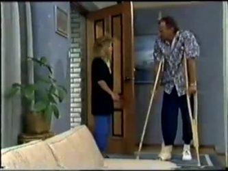 Charlene Mitchell, Jim Robinson in Neighbours Episode 0460