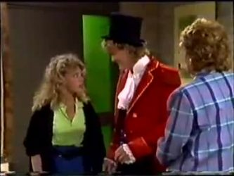 Charlene Mitchell, Henry Ramsay, Madge Bishop in Neighbours Episode 0460
