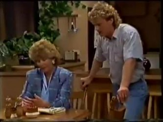 Madge Bishop, Henry Ramsay in Neighbours Episode 0461