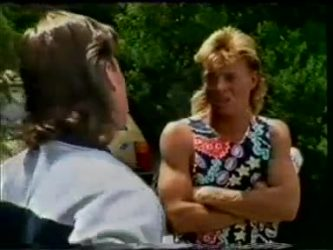 Mike Young, Scott Robinson in Neighbours Episode 0461