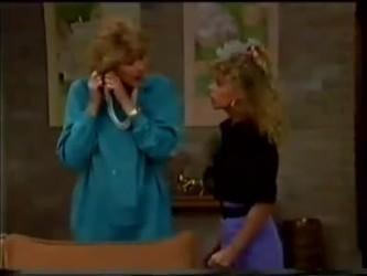 Madge Bishop, Charlene Mitchell in Neighbours Episode 0461