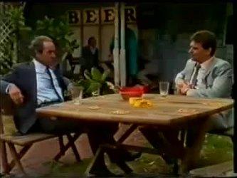 Allen Lawrence, Des Clarke in Neighbours Episode 0461
