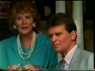 Madge Bishop, Des Clarke in Neighbours Episode 0461