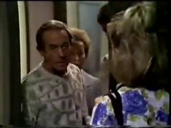 Allen Lawrence, Eileen Clarke, Daphne Clarke in Neighbours Episode 0463