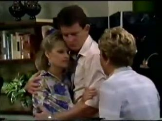 Daphne Clarke, Des Clarke, Eileen Clarke in Neighbours Episode 0463