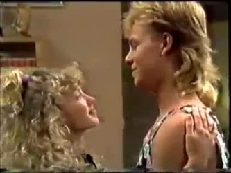 Charlene Mitchell, Scott Robinson in Neighbours Episode 0463