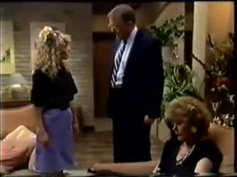 Charlene Mitchell, Harold Bishop, Madge Bishop in Neighbours Episode 0463