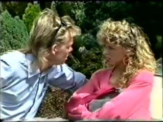 Scott Robinson, Charlene Mitchell in Neighbours Episode 0464