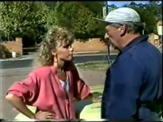 Charlene Mitchell, Rob Lewis in Neighbours Episode 0464