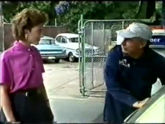 Gail Robinson, Rob Lewis in Neighbours Episode 0464