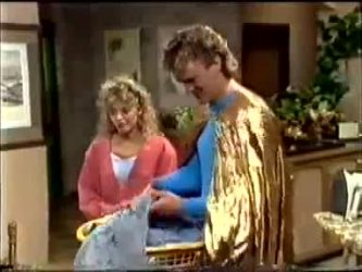 Charlene Mitchell, Henry Mitchell in Neighbours Episode 0464