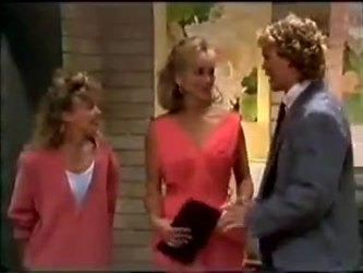 Charlene Mitchell, Jane Harris, Henry Ramsay in Neighbours Episode 0464