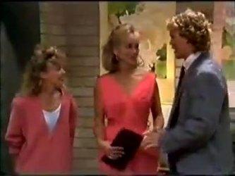 Charlene Mitchell, Jane Harris, Henry Mitchell in Neighbours Episode 0464