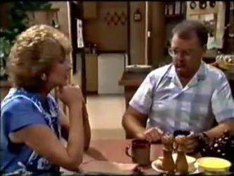 Madge Mitchell, Harold Bishop in Neighbours Episode 0464