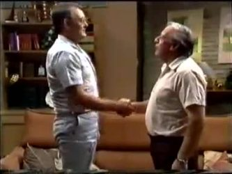 Harold Bishop, Rob Lewis in Neighbours Episode 0464