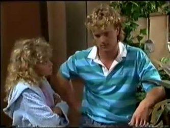 Charlene Mitchell, Henry Mitchell in Neighbours Episode 0465