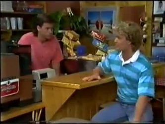 Mike Young, Henry Mitchell in Neighbours Episode 0465