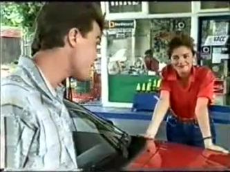 Paul Robinson, Gail Lewis in Neighbours Episode 0465