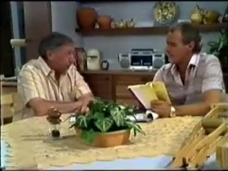 Rob Lewis, Jim Robinson in Neighbours Episode 0465