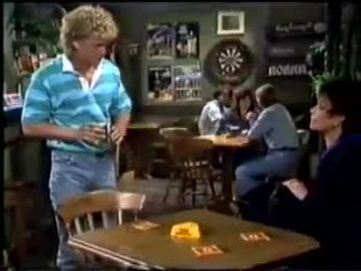 Henry Mitchell, Christine Wilton in Neighbours Episode 0466