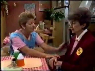 Eileen Clarke, Nell Mangel in Neighbours Episode 0466