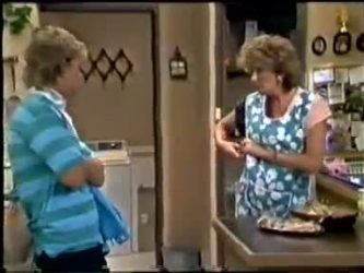 Henry Mitchell, Madge Mitchell in Neighbours Episode 0466