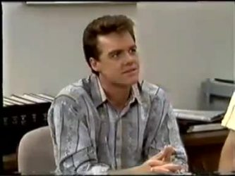 Paul Robinson in Neighbours Episode 0466