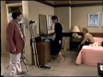 Dennis Wilton, Christine Wilton, Henry Ramsay in Neighbours Episode 0467