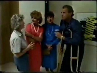 Helen Daniels, Madge Bishop, Nell Mangel, Jim Robinson in Neighbours Episode 0467