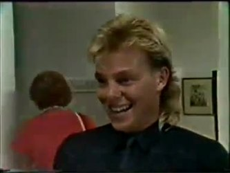 Scott Robinson in Neighbours Episode 0467