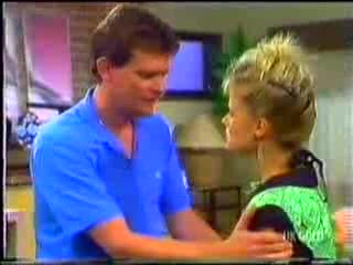 Des Clarke, Daphne Clarke in Neighbours Episode 0468