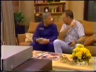 Rob Lewis, Harold Bishop in Neighbours Episode 0469