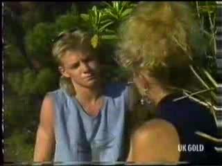 Scott Robinson, Charlene Mitchell in Neighbours Episode 0470