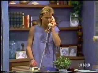 Scott Robinson in Neighbours Episode 0470