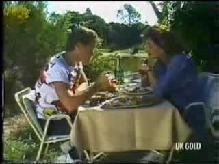 Paul Robinson, Gail Lewis in Neighbours Episode 0470