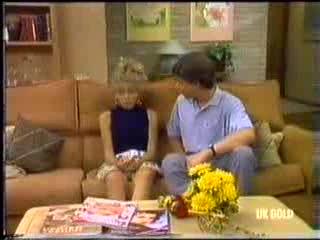 Charlene Mitchell, Warren Murphy in Neighbours Episode 0470