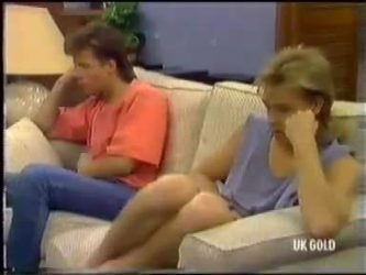 Mike Young, Scott Robinson in Neighbours Episode 0471