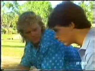 Henry Ramsay, Warren Murphy in Neighbours Episode 0472