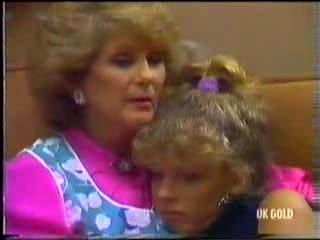 Madge Bishop, Charlene Mitchell in Neighbours Episode 0472
