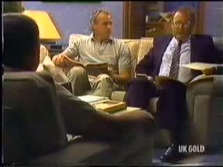 Jim Robinson, Harold Bishop in Neighbours Episode 0472