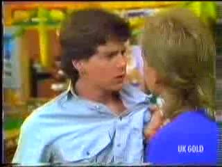 Warren Murphy, Scott Robinson in Neighbours Episode 0472