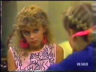 Charlene Mitchell, Daphne Clarke in Neighbours Episode 0474
