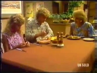 Charlene Mitchell, Henry Ramsay, Madge Bishop in Neighbours Episode 0474