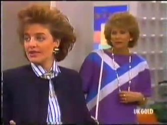 Gail Robinson, Madge Bishop in Neighbours Episode 0474