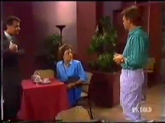 Paul Robinson, Gail Robinson, Jeremy Lord in Neighbours Episode 0479
